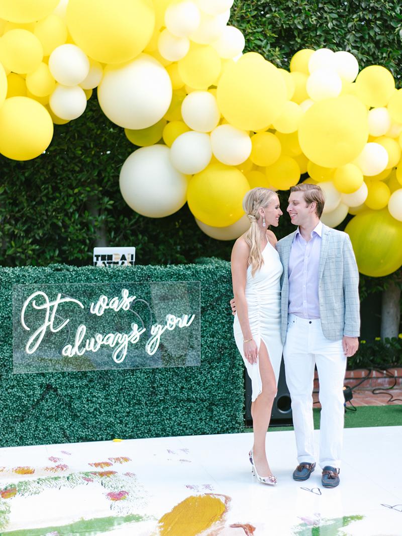 private estate wedding los angeles