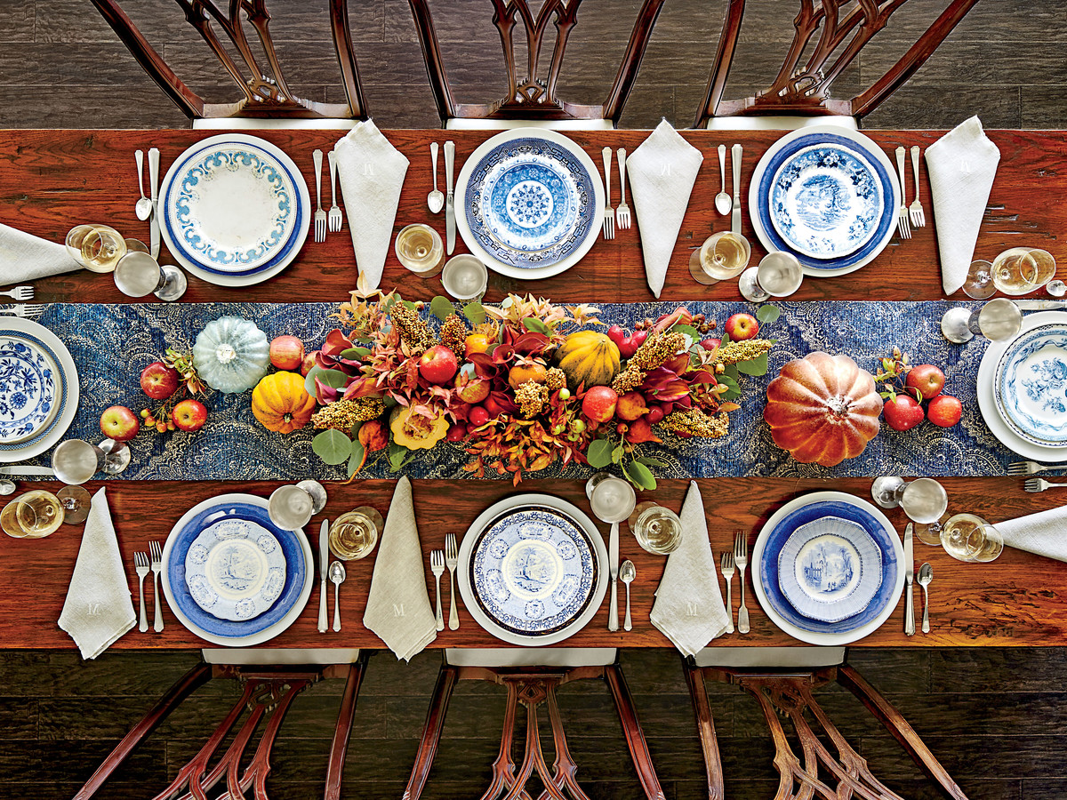 how-to-set-a-thanskgiving-table