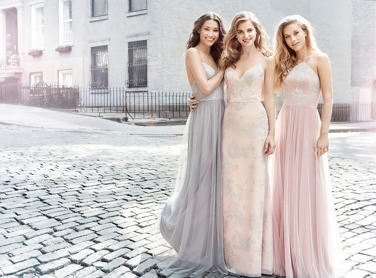 Chic Bridesmaid Dress Trends For 2019