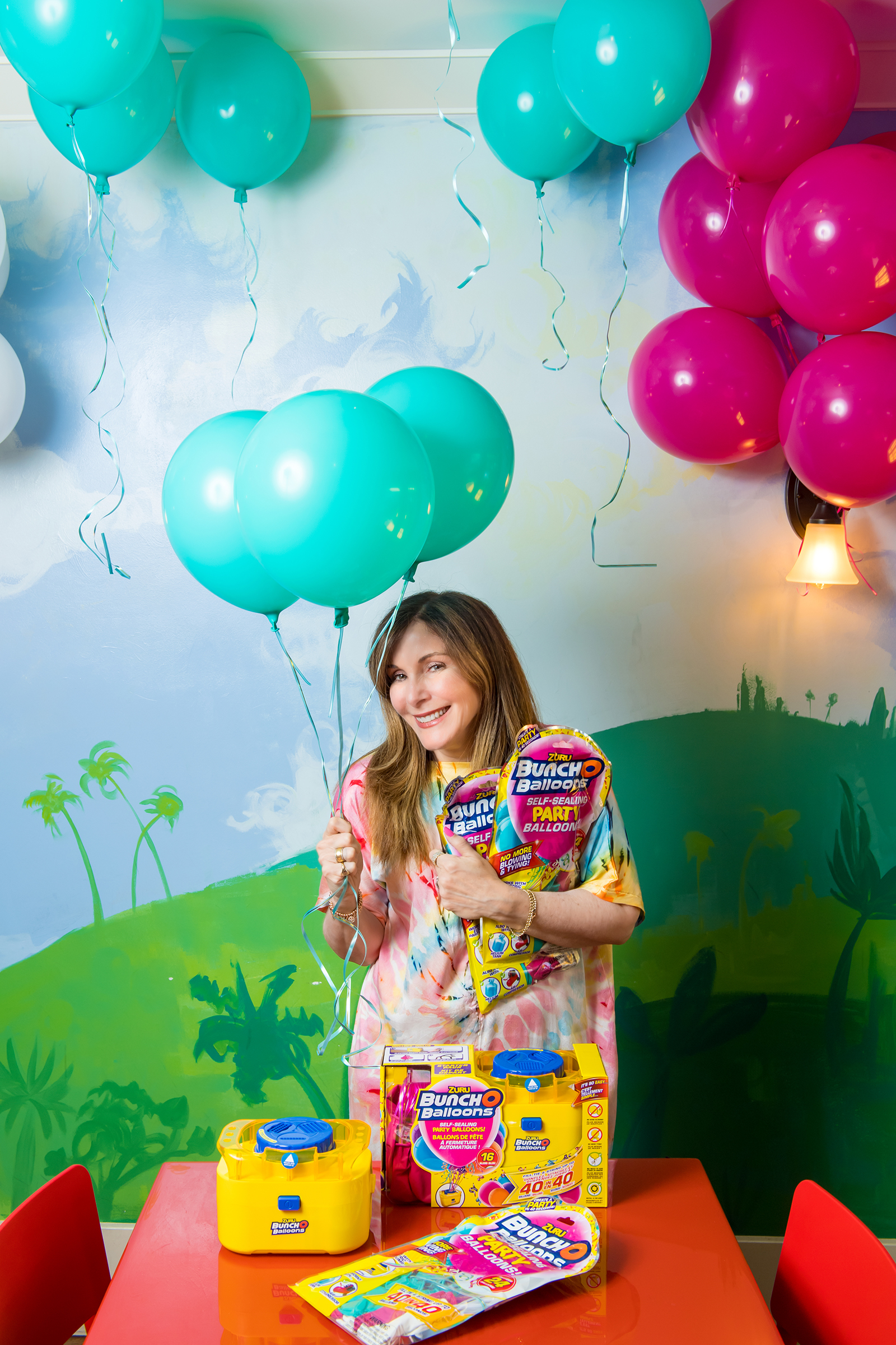 Bunch-o-Balloons-Party
