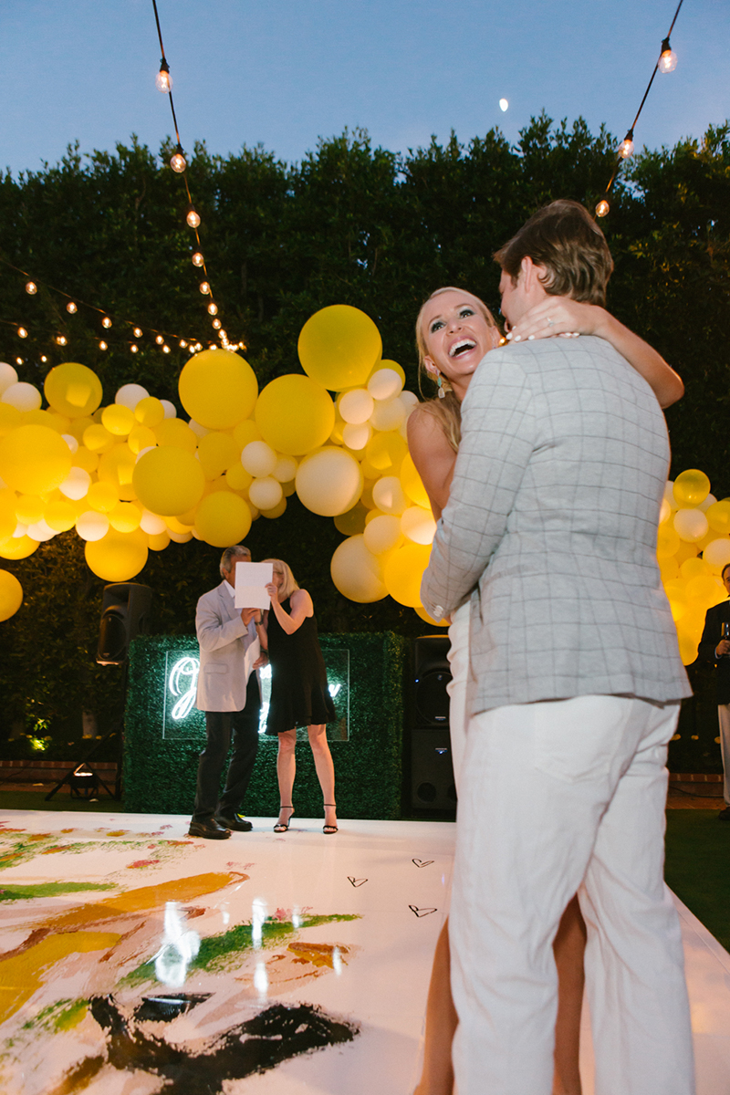 private estate engagement party