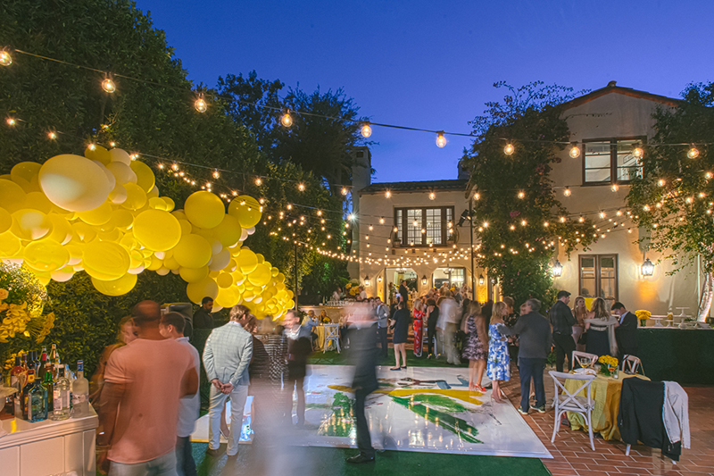 beverly hills party planner