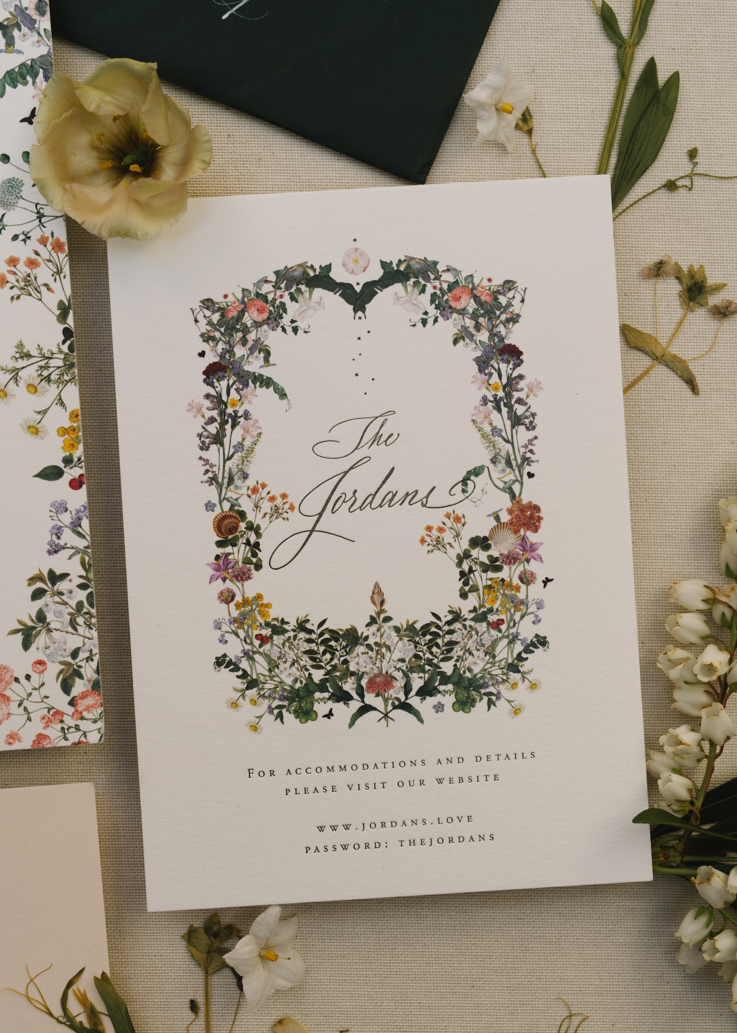 What to Include On Your Save the Dates